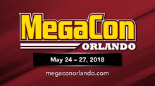 MegaCon (May 24-27, 2018)