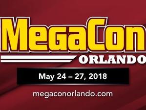 MegaCon (May 24-27, 2018)
