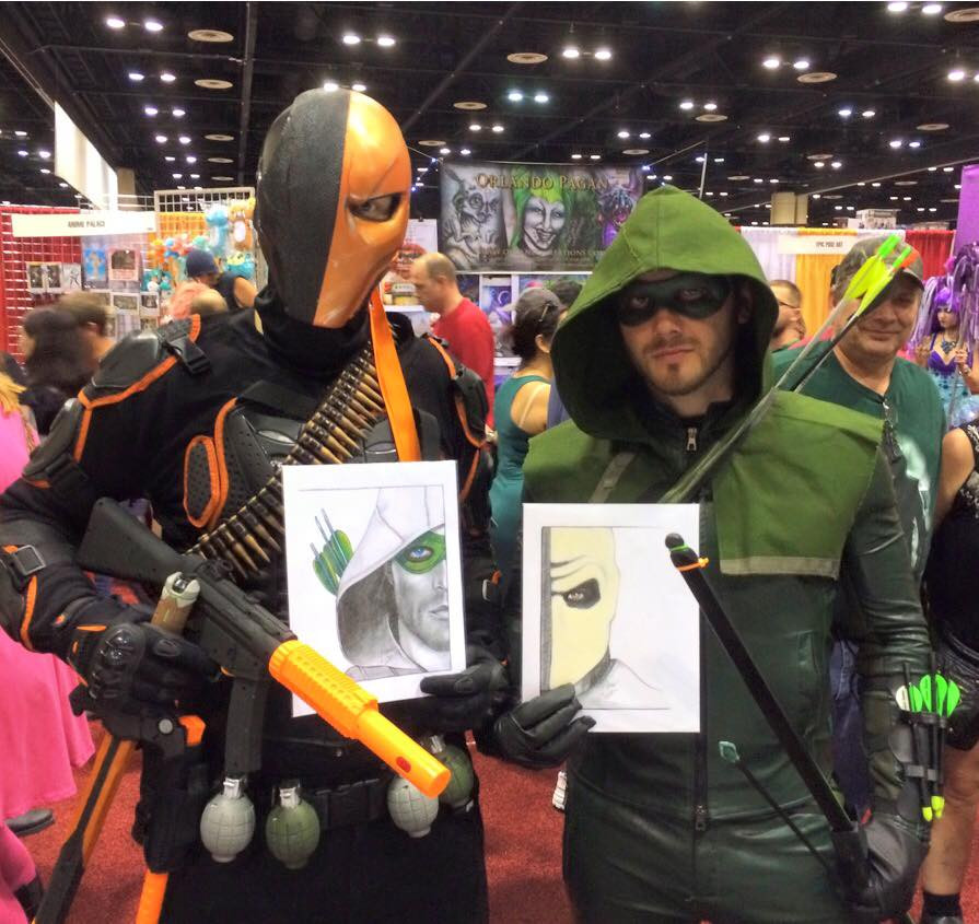 MegaCon 2015 - Arrow.jpg