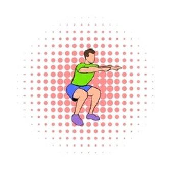 Challenge 30 jours <squats>