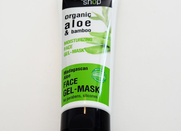 Masque hydratant Aloe Vera