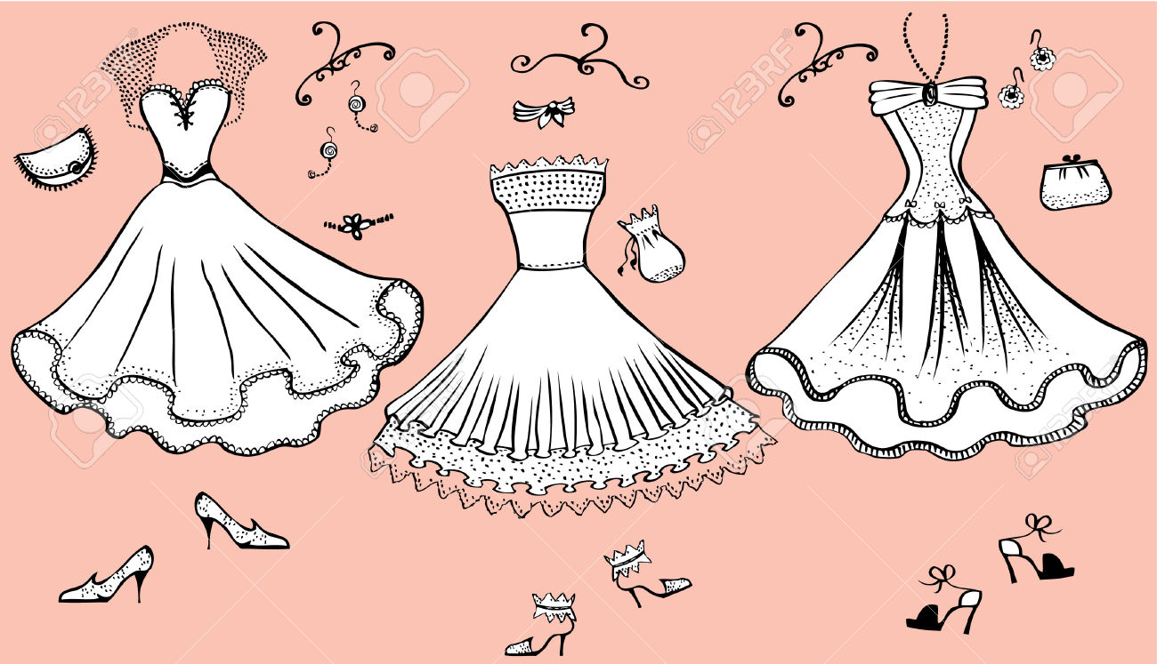 7c28838ba Cuerpo-Vestido. Un análisis de la base material - materialidad en los  vestidos de quinceañeras