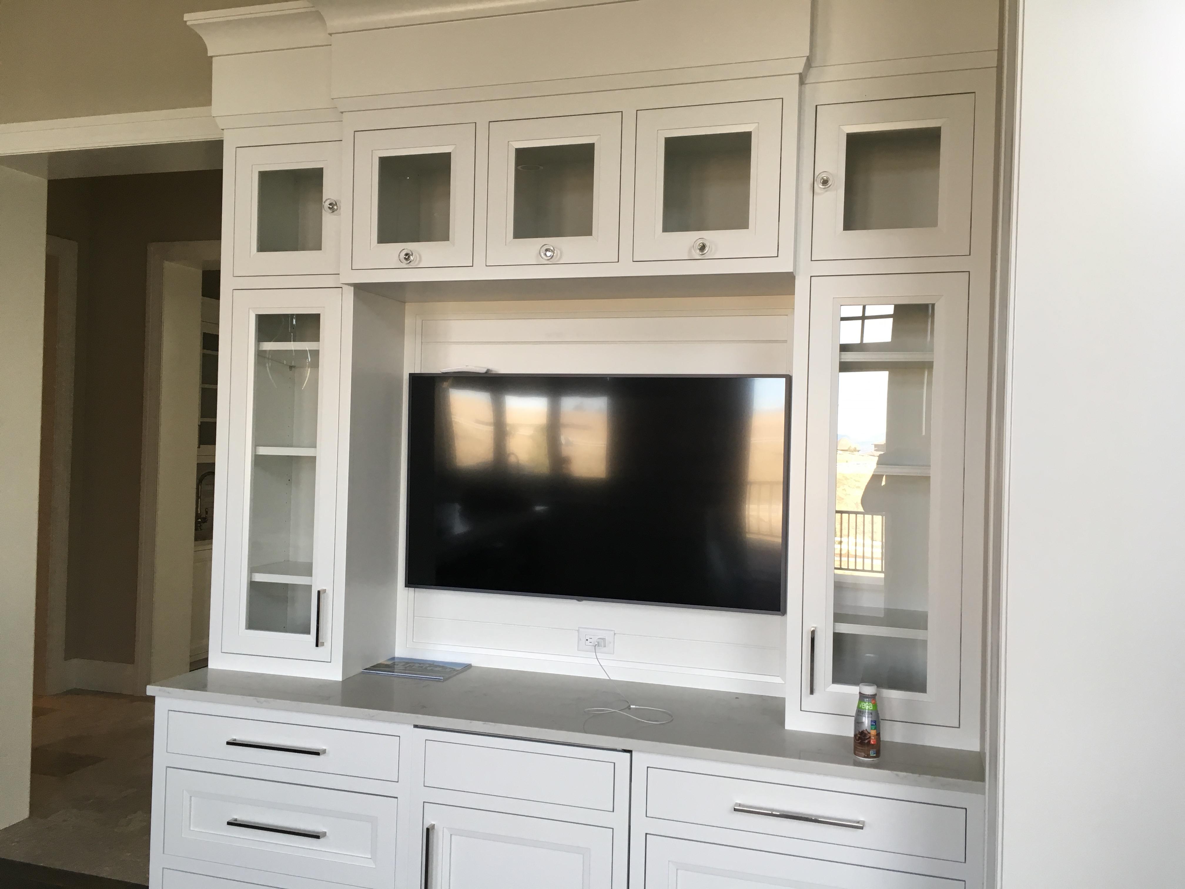 4K Kitchen TV