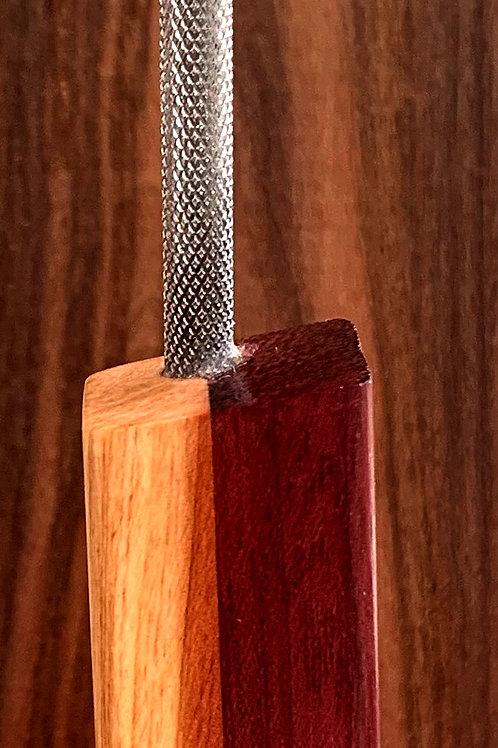Aromatic Cedar & Purple Heart Paddle Dabber