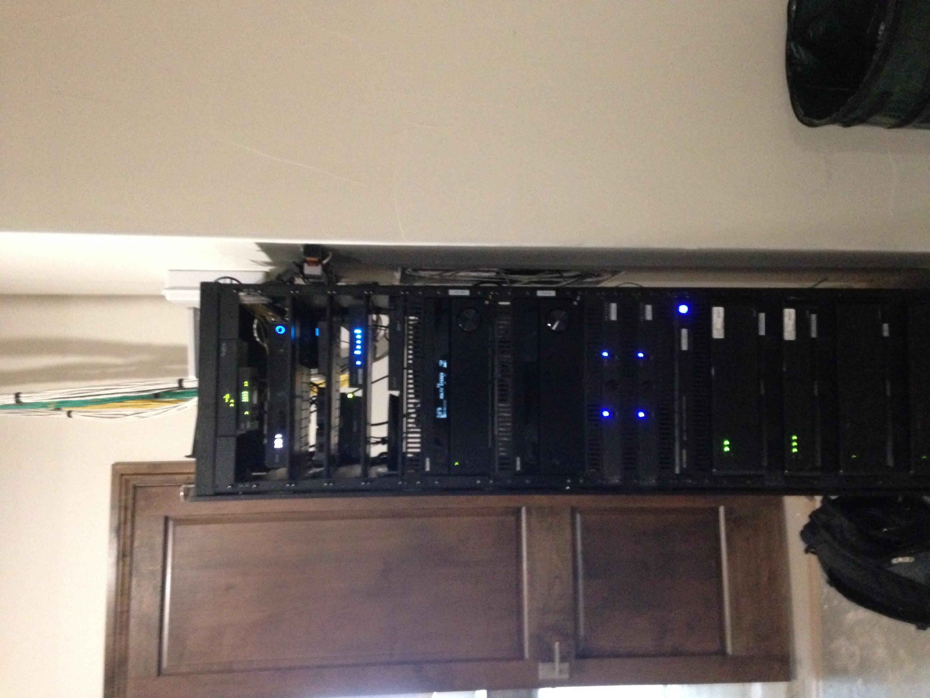 Custom AV Rack