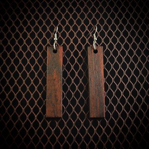 Cocobolo Dangle Earrings