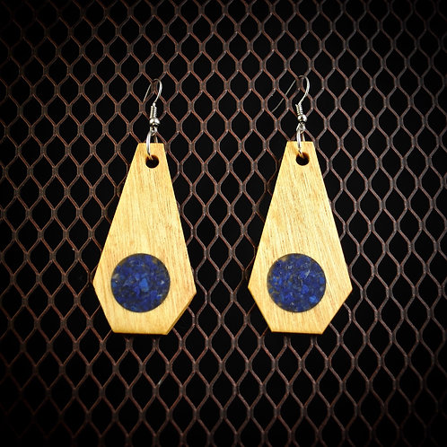 Yellow Heart & Lapiz Lazuli