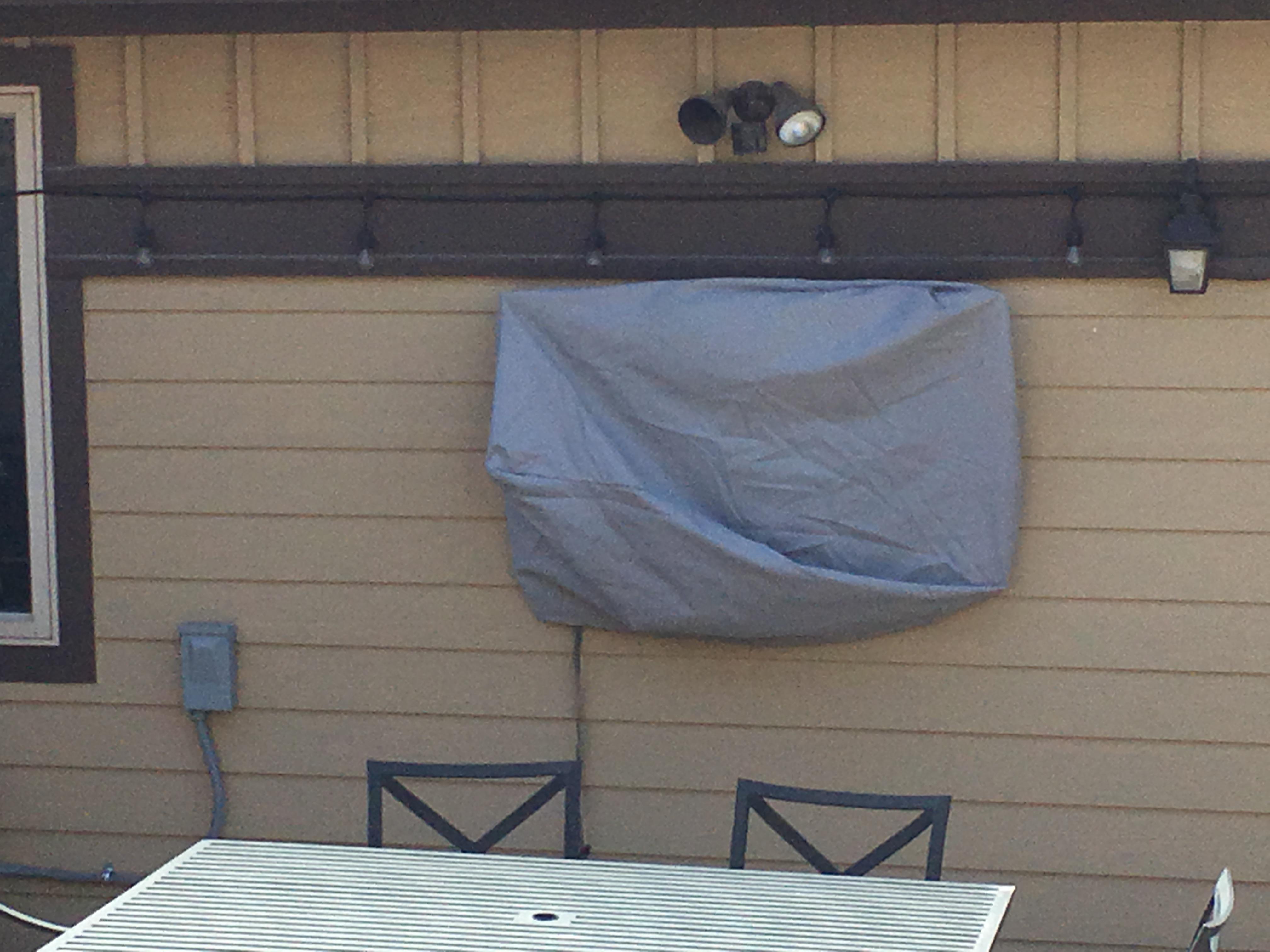 Nice Outdoor TV