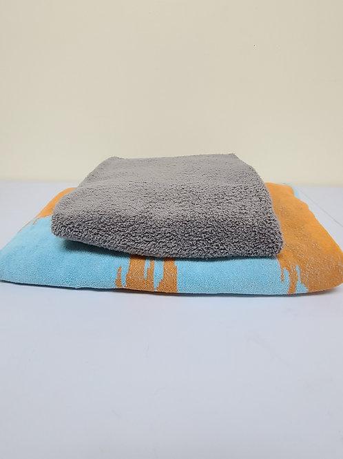 Bath & Beach Towel Set