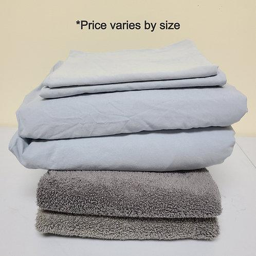Sheet Sets w/ Bath Towel(s)