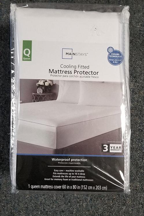 Queen size mattress pad