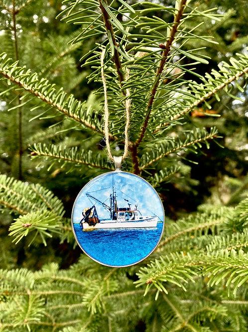 F/V Hayley Ann Ornament