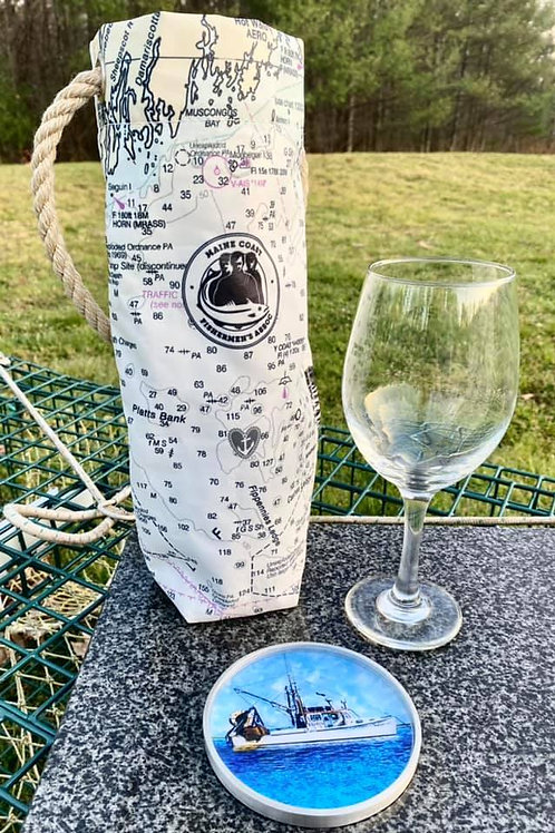 F/V Hayley Ann Wine Bag