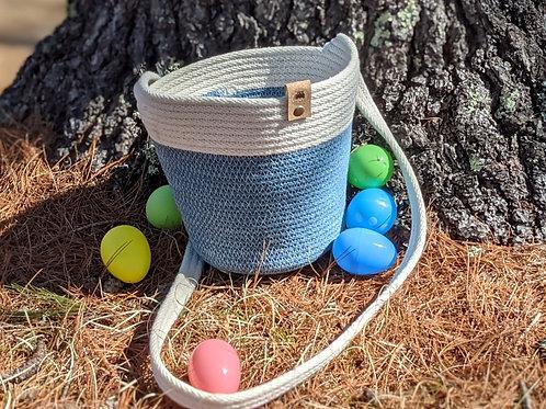 Mae in Maine Gathering Bucket