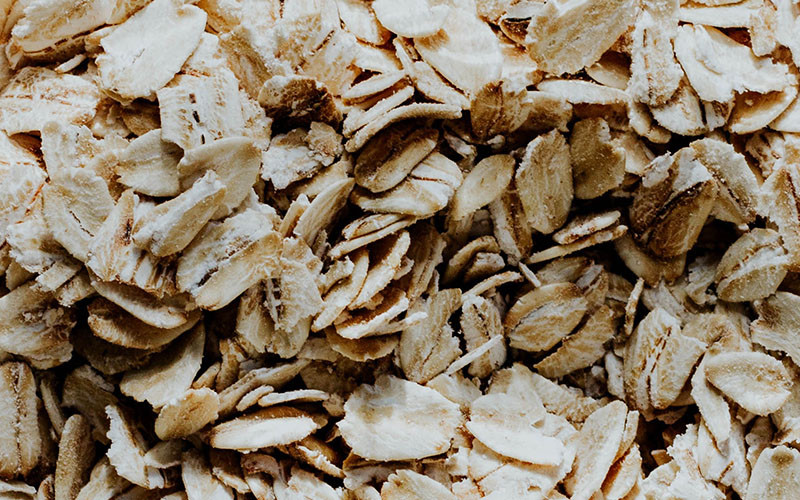 oatmeal, ingredients, exfoliant