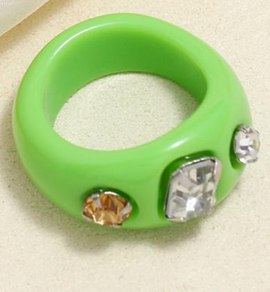 Summer Ring - Green