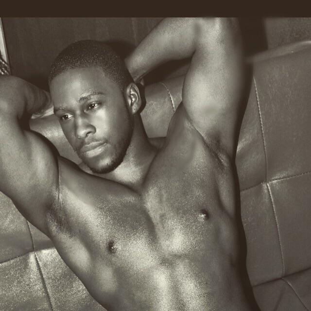 Handsome Black Stripper Orange County/Los Angeles