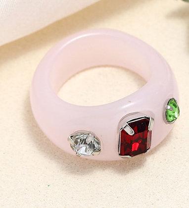 Summer Ring -Pink