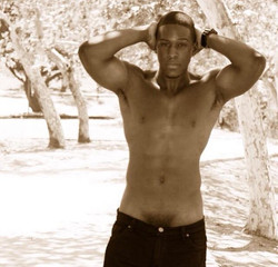 Sexy African-American Stripper LA, California