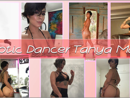 Meet Bachelor Party Exotic Dancer Tanya Marz - San Diego CA - Billy Rock Entertainment