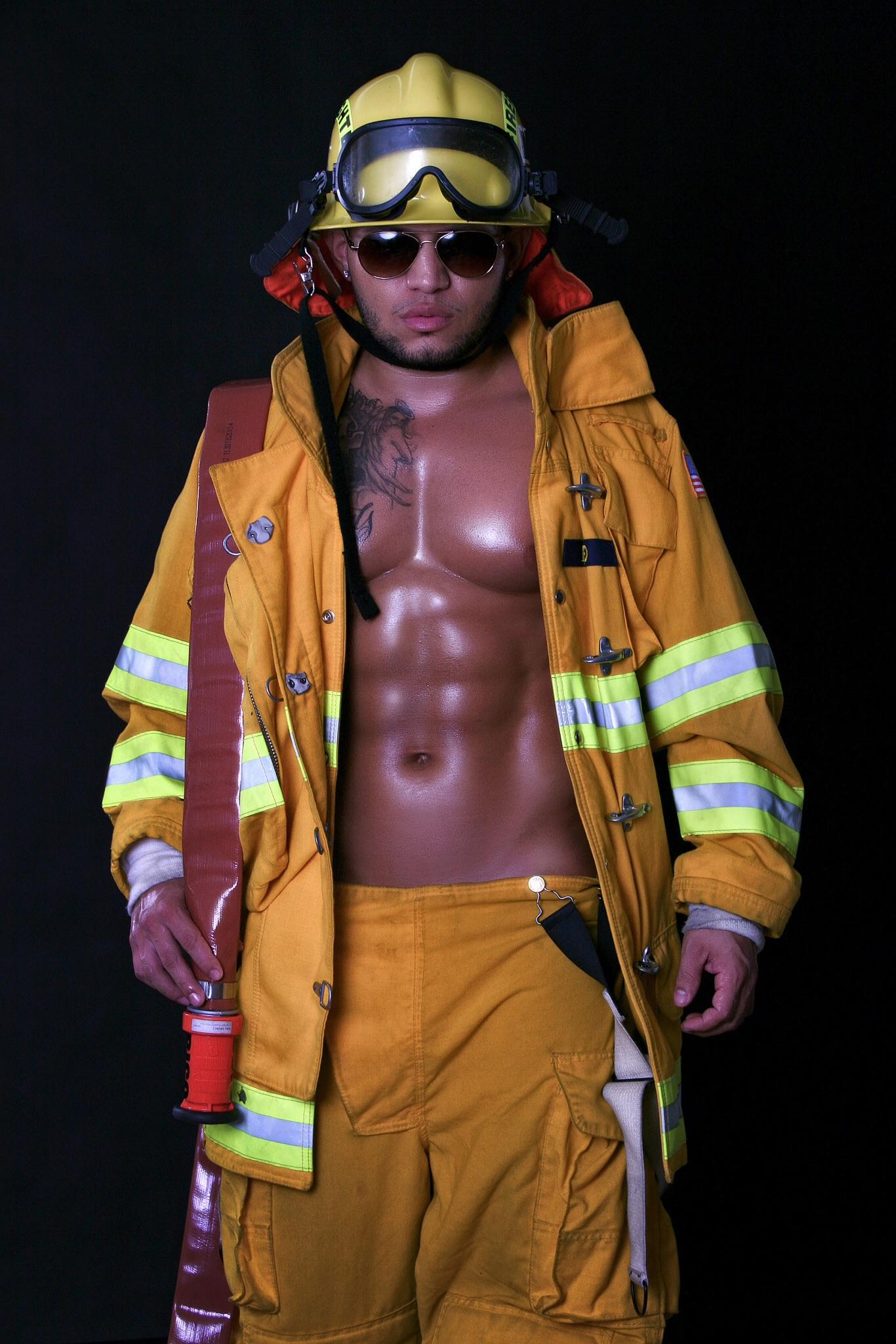 Hottest Firefighter in CA