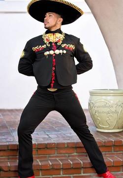Mexican Male Stripper from LA California