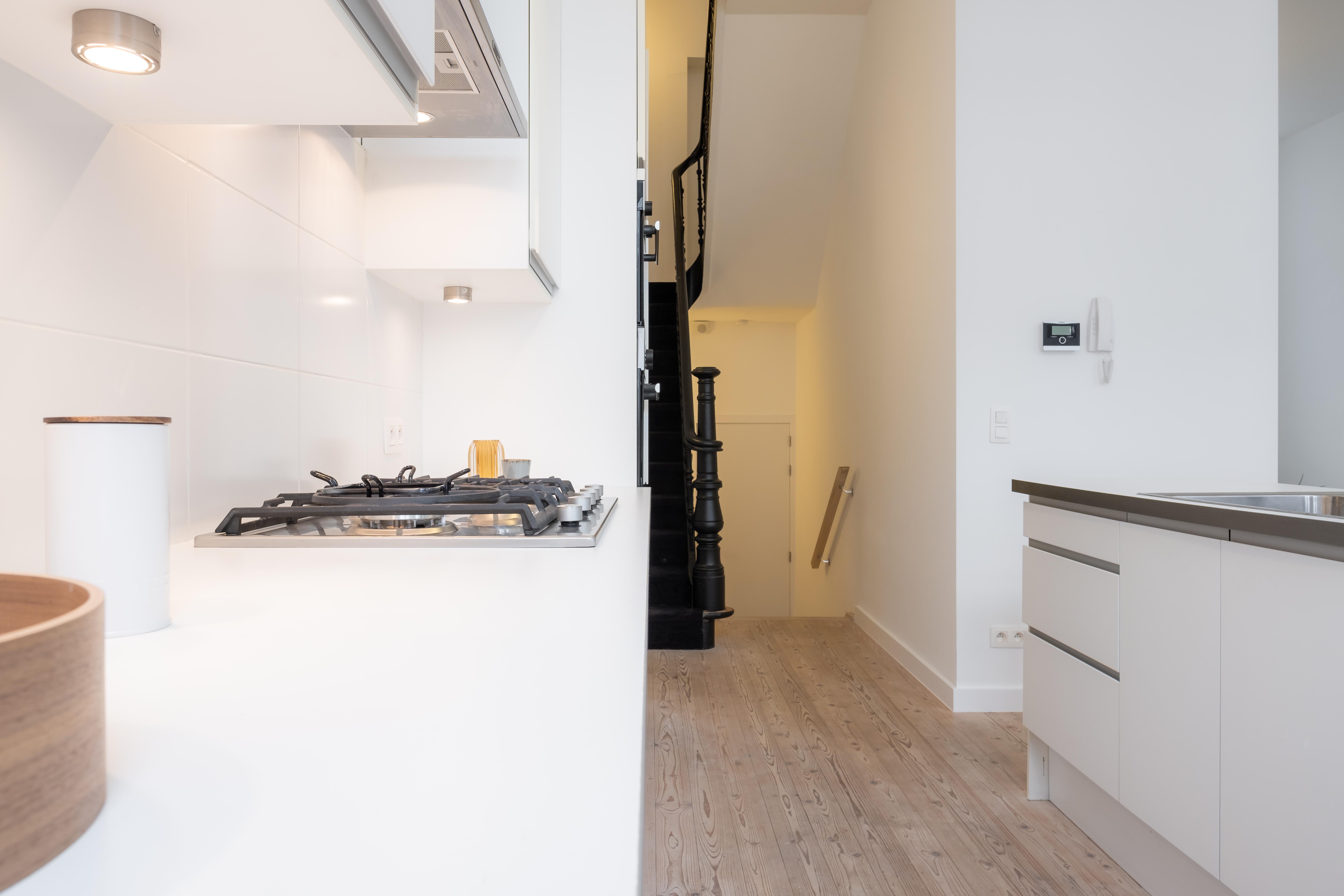 Jan Van Beersstraat 4 keuken