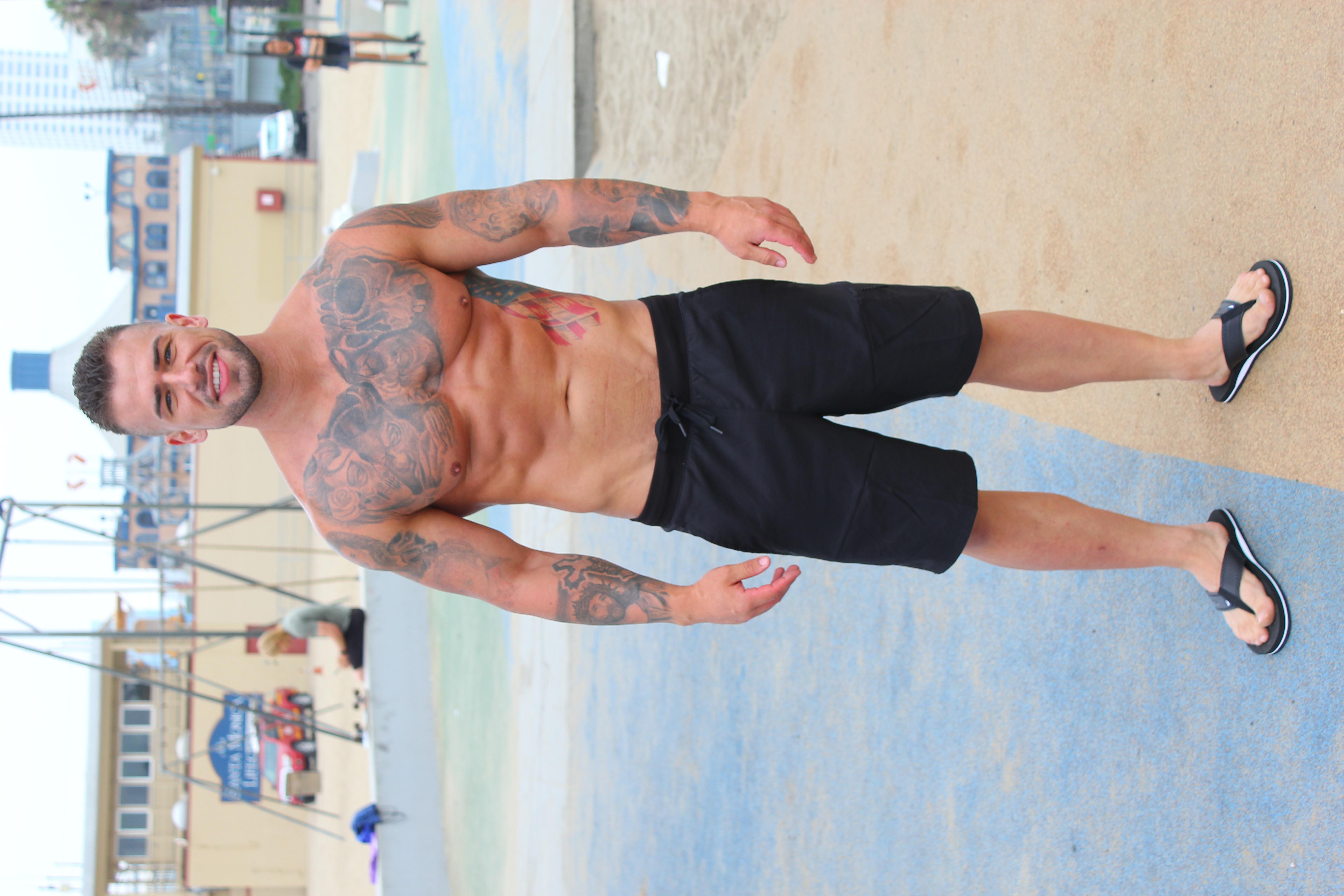Billy Rock Hot Sexy Male Stripper