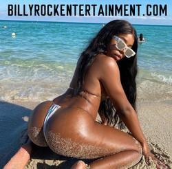 The Hottest African American Female Stripper in California