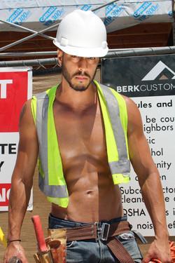 Romeo Sexy Male Stripper LA
