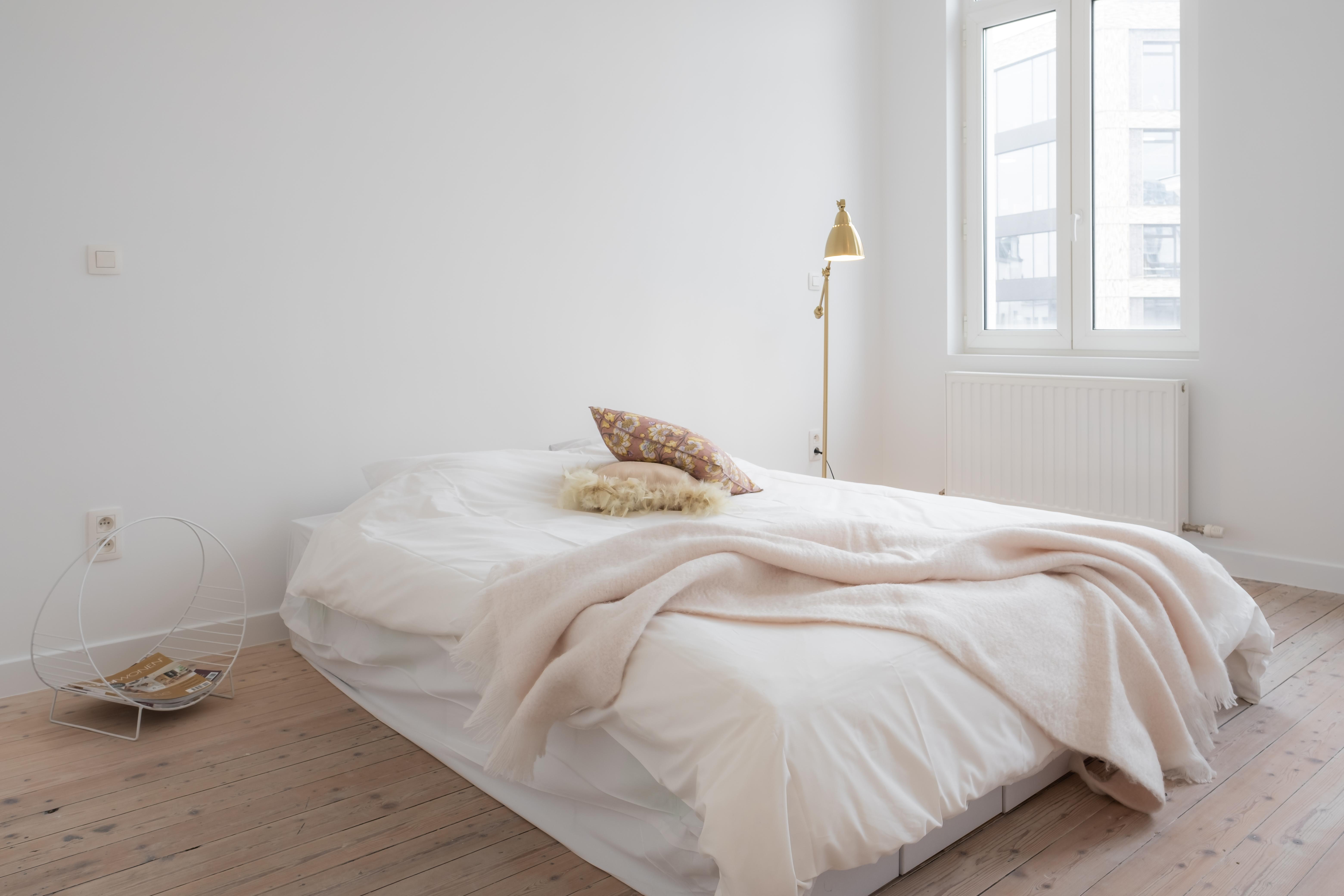 Jan Van Beersstraat 4 master bedroom