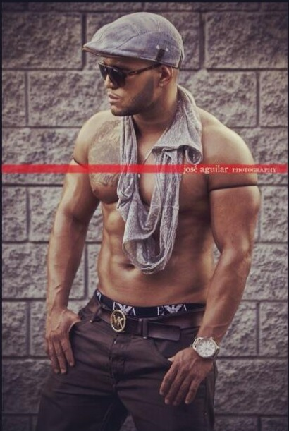 Los Angeles Male Latino Exotic Dancer