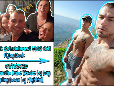 Hiking in the Morning and Magic Mike Performances at Night - Billy Rock ft. Jay Rock