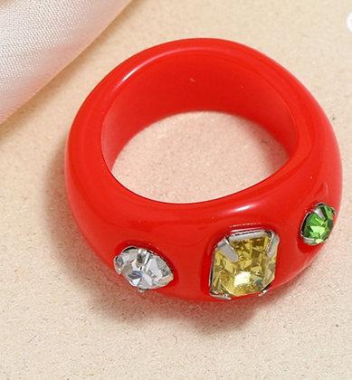 Summer Ring- Red