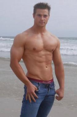 Muscular Male Stripper Riverside CA