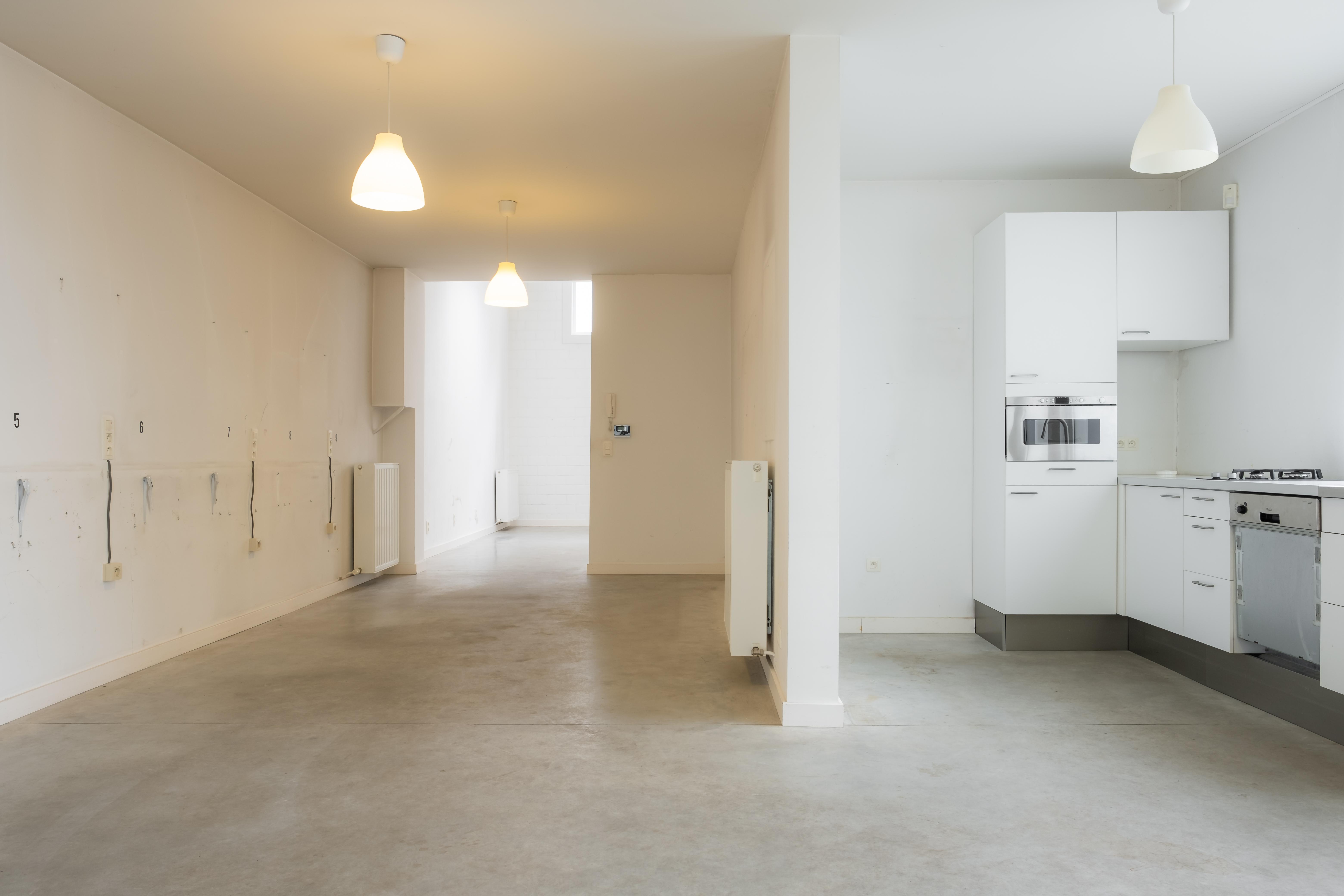 Jan Van Beersstraat 4 kitchenette