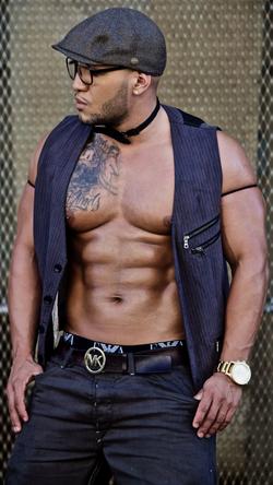 Hottest Male Stripper in LA