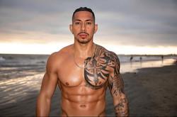 Ripped Male Stripper California
