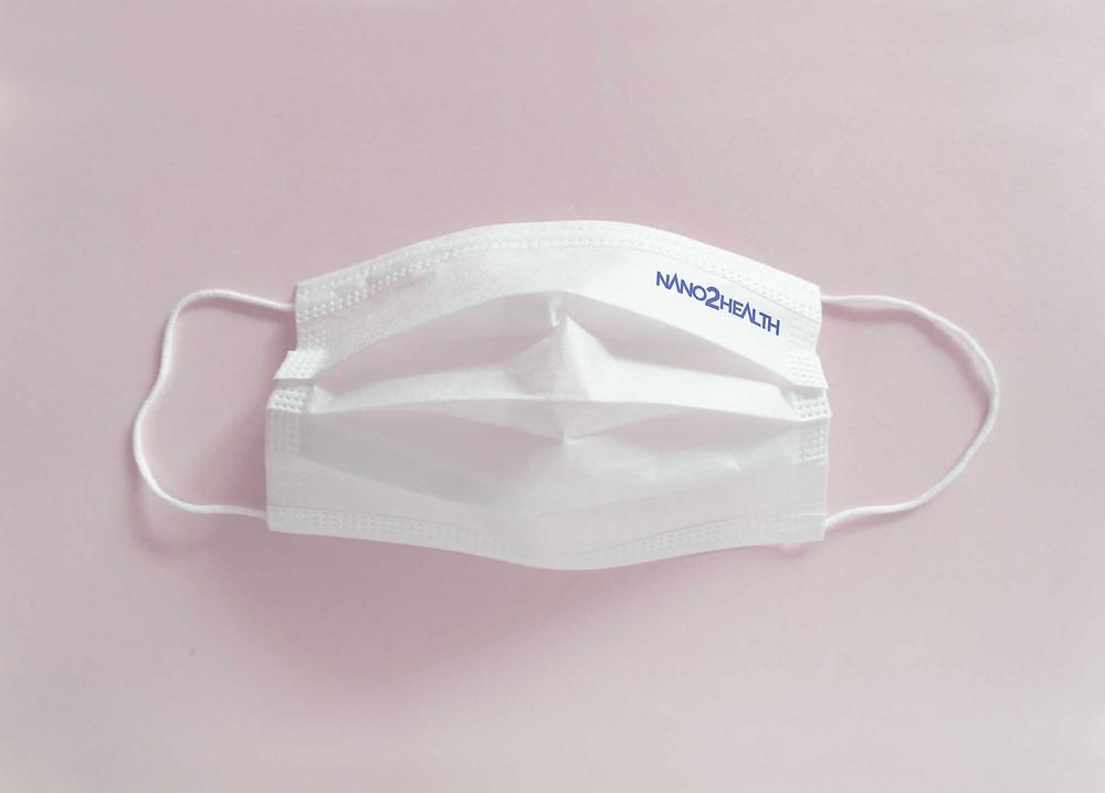 Nanovia Mask 99,97 Nano2Health