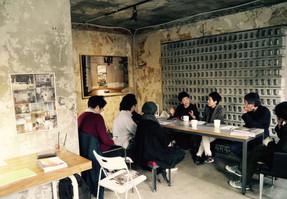 김지연 사진전 <빈방에 서다> A'table + 전시 오프닝 + 출간기념회