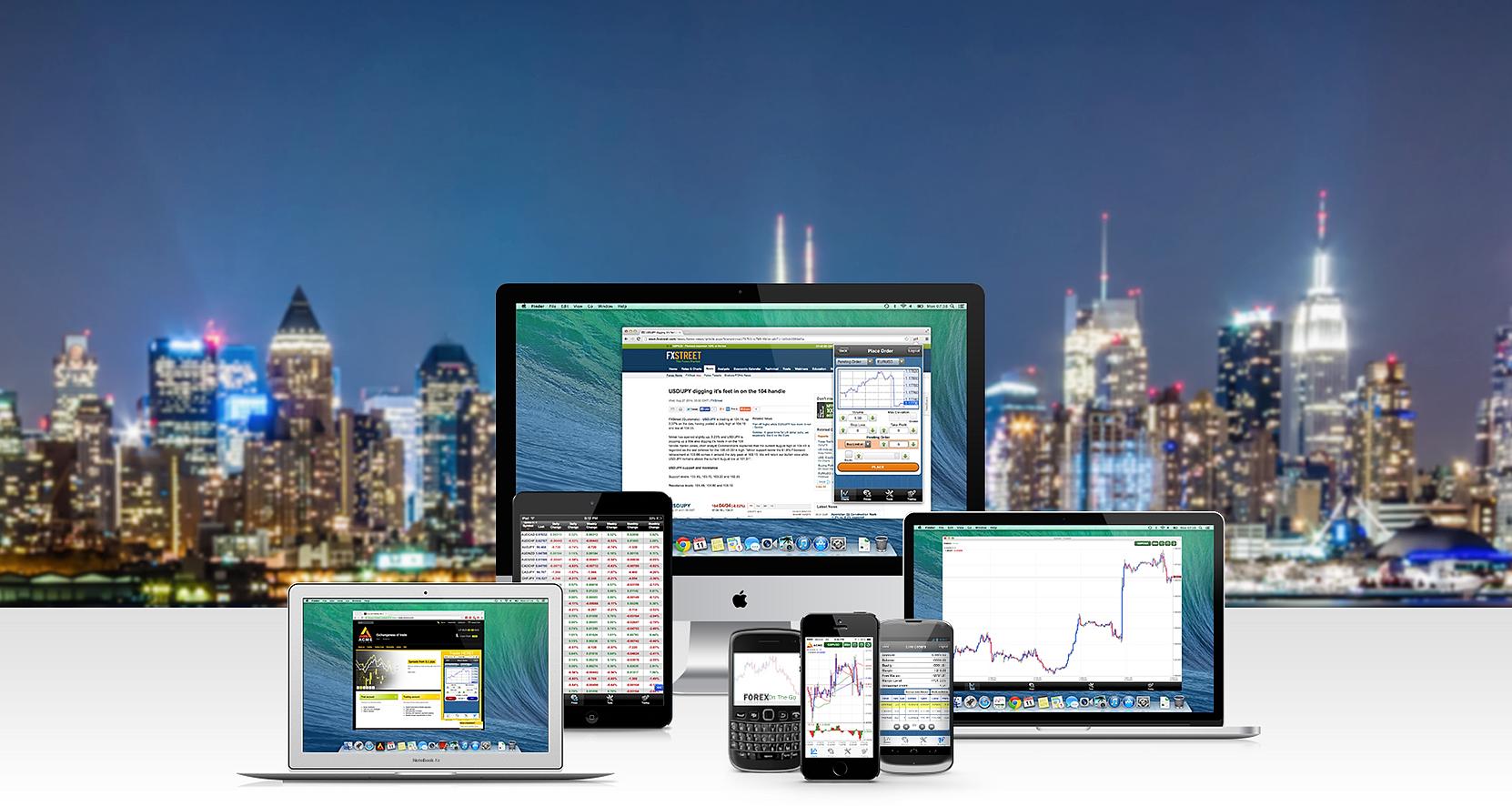 Forex platform download