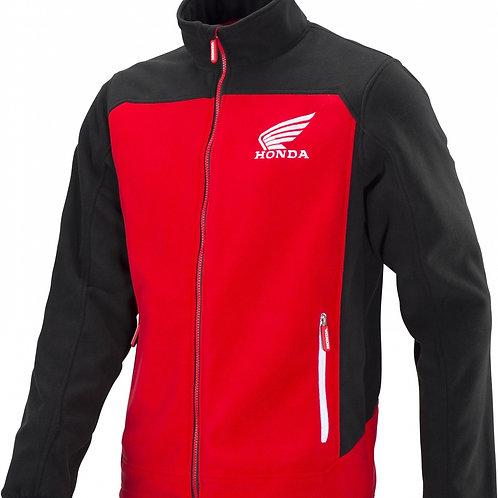 Honda Racing Fleece black-red