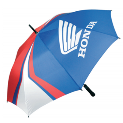 Paraplu Honda rood-blauw