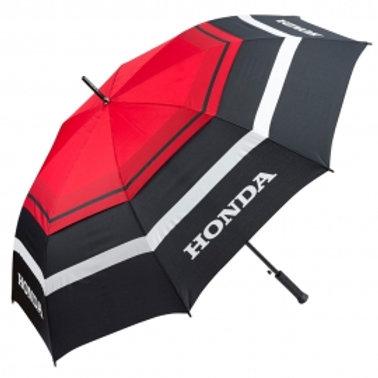 paraplu Honda rood-zwart