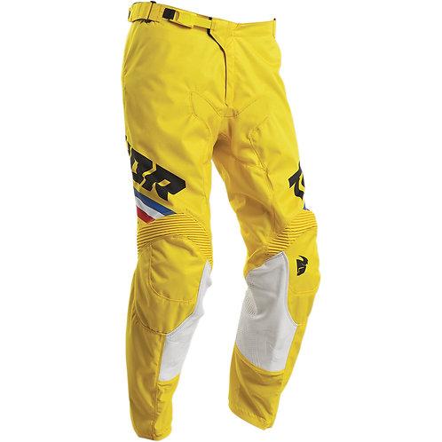 Thor Pulse Pinner Pants Yellow/Black