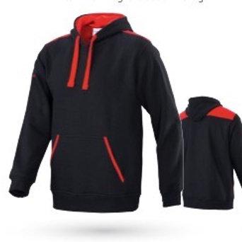 Honda Paddock hoodie black