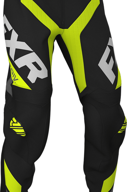 FXR Revo MX Pants hi-vis/black/char/white