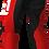 Thumbnail: FXR Podium MX pants red/black/maroon