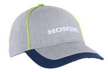 Honda paddock cap grey