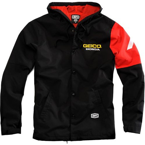 Honda Geico Flux Hooded Jacket